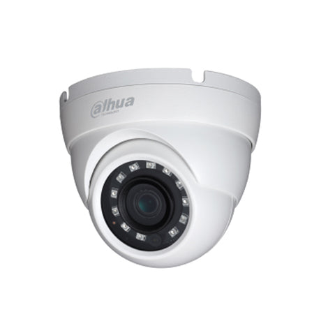 IR Dome camera 1080p 2Mp 3.6mm portata 30m