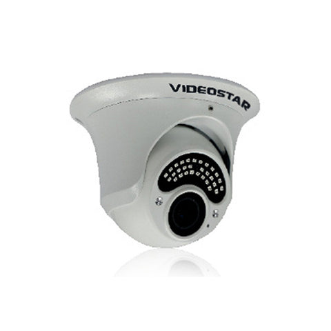 Vandal Dome IR D/N 4Mp 2.8-12 mm portata 30mt