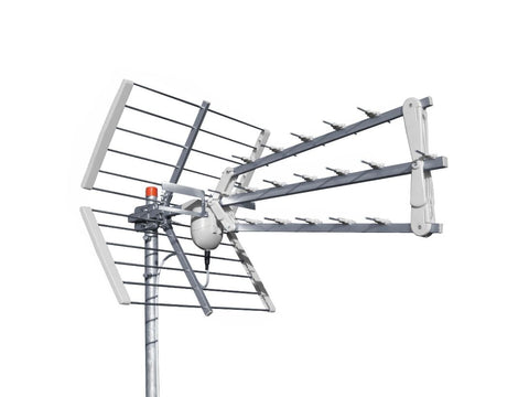 Antenna UHF a 3 culle