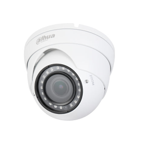 IR Dome camera 4Mp 2.7-13.5mm portata 30m