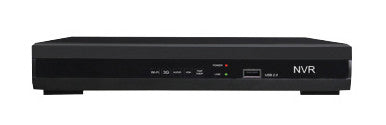 Network Video Recorder standalone 8 Canali