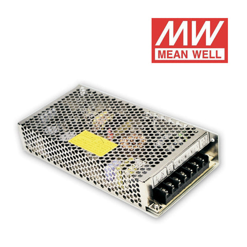 ALIMENTATORE SWITCHING MEAN WELL 12Vdc 150W 12.5A RS-150-12