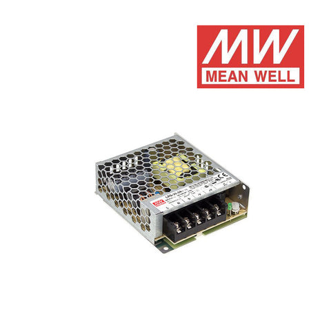 ALIMENTATORE MEAN WELL AC/DC Enclosed 1U low profile 35W 12Vdc 3A LRS-35-12