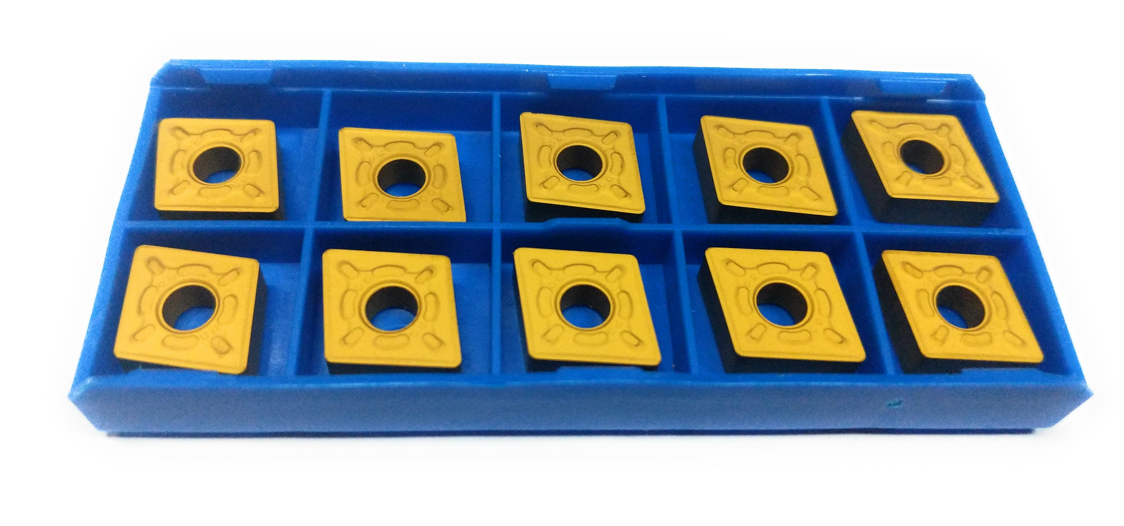 10 pcs RISHET TOOLS 20217 CNMG 432-PM 120408-PM Grade MT4030 CVD Coated High Performance Carbide Inserts for Steel