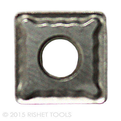 RISHET TOOLS SNMG 322 C5 Uncoated Carbide Inserts (10 PCS)