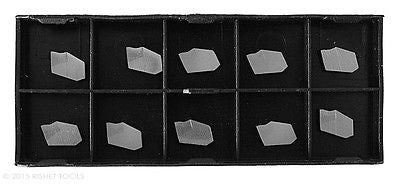 RISHET TOOLS GTR-2 C2 Uncoated Carbide Cut-Off Inserts (10 PCS)