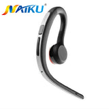 Handsfree Bluetooth headsets earphone wireless sweatproof sports bluetooth headphone with mic voice control
