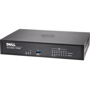 SONICWALL TZ400 Firewall with 1 Year of TOTALSECURE