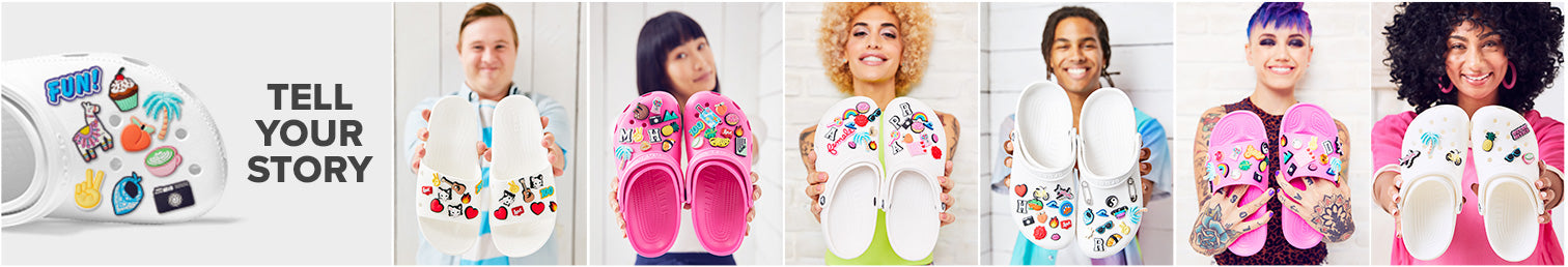 Jibbitz Personalise your Crocs