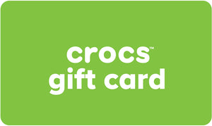 Crocs New Zealand Gift Card