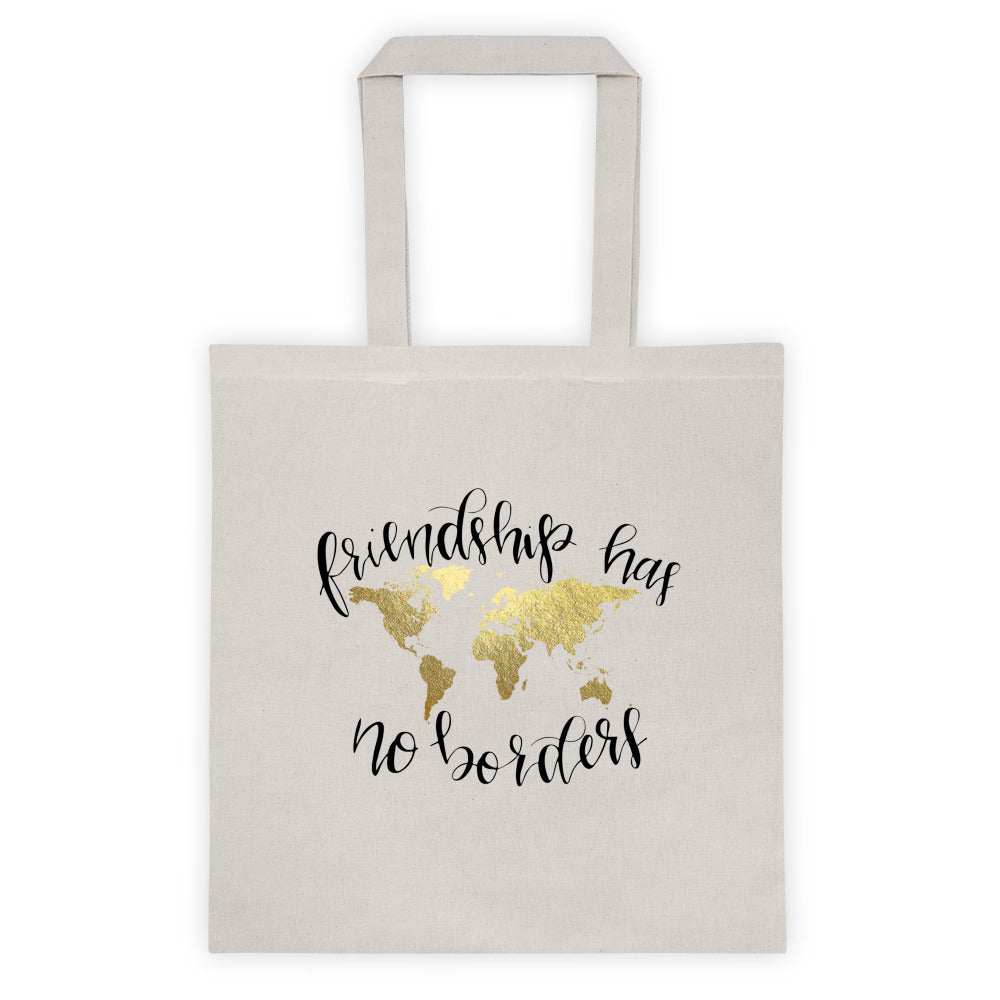 Tote Bag | Friendship Natural