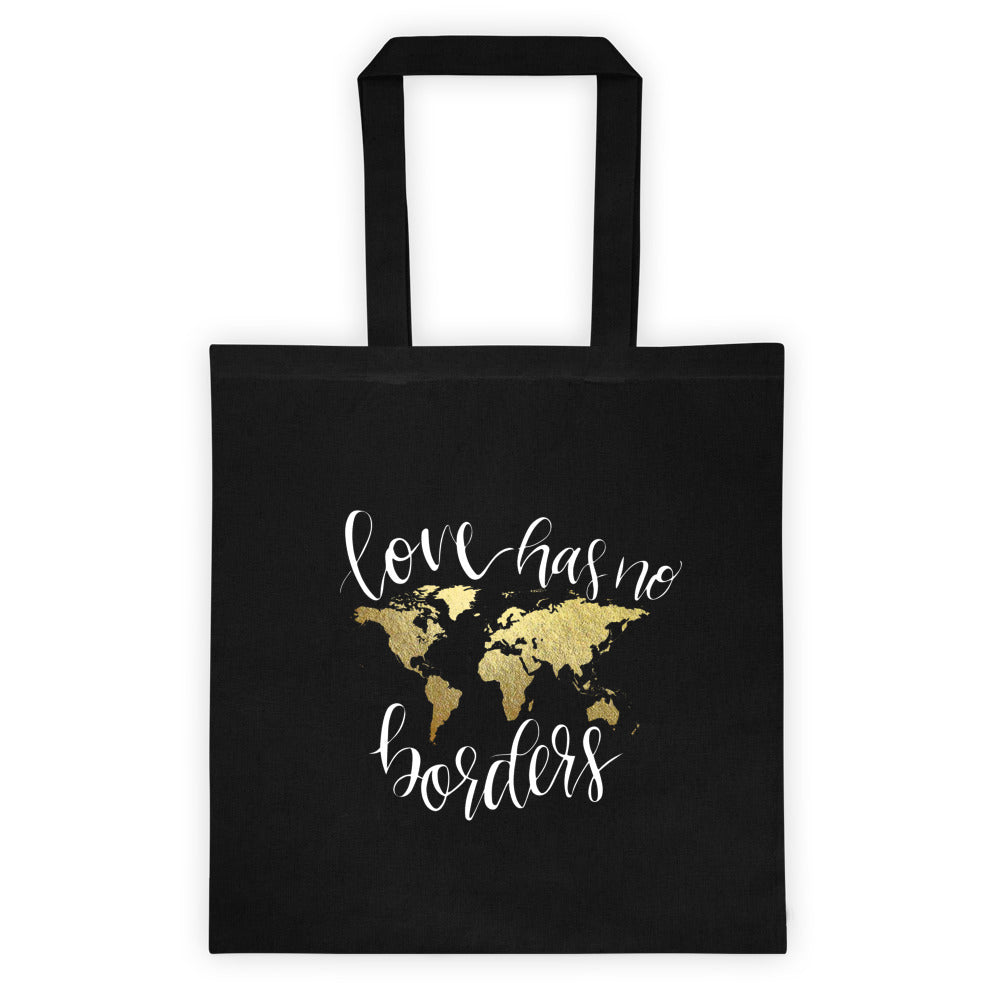 Tote Bag | Love Black