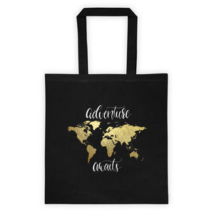 Tote Bag | Adventure Black