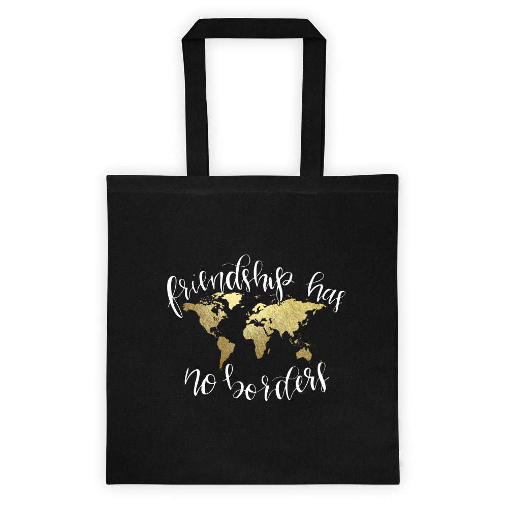 Tote Bag | Friendship Black
