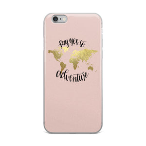 iPhone Case | Say Yes Blush