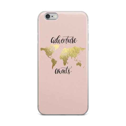 iPhone Case | Adventure Blush