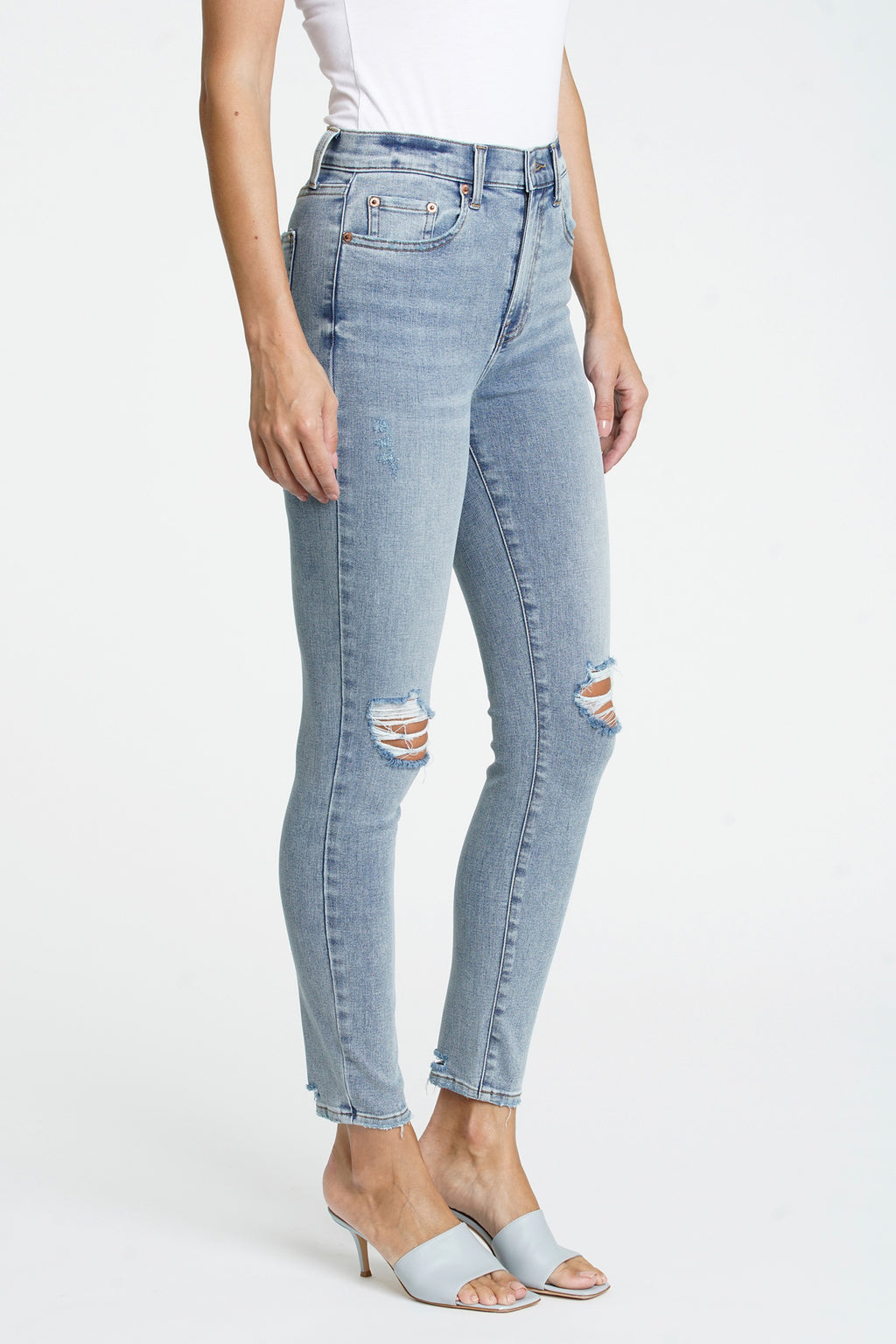 Aline High Rise Skinny - Vista