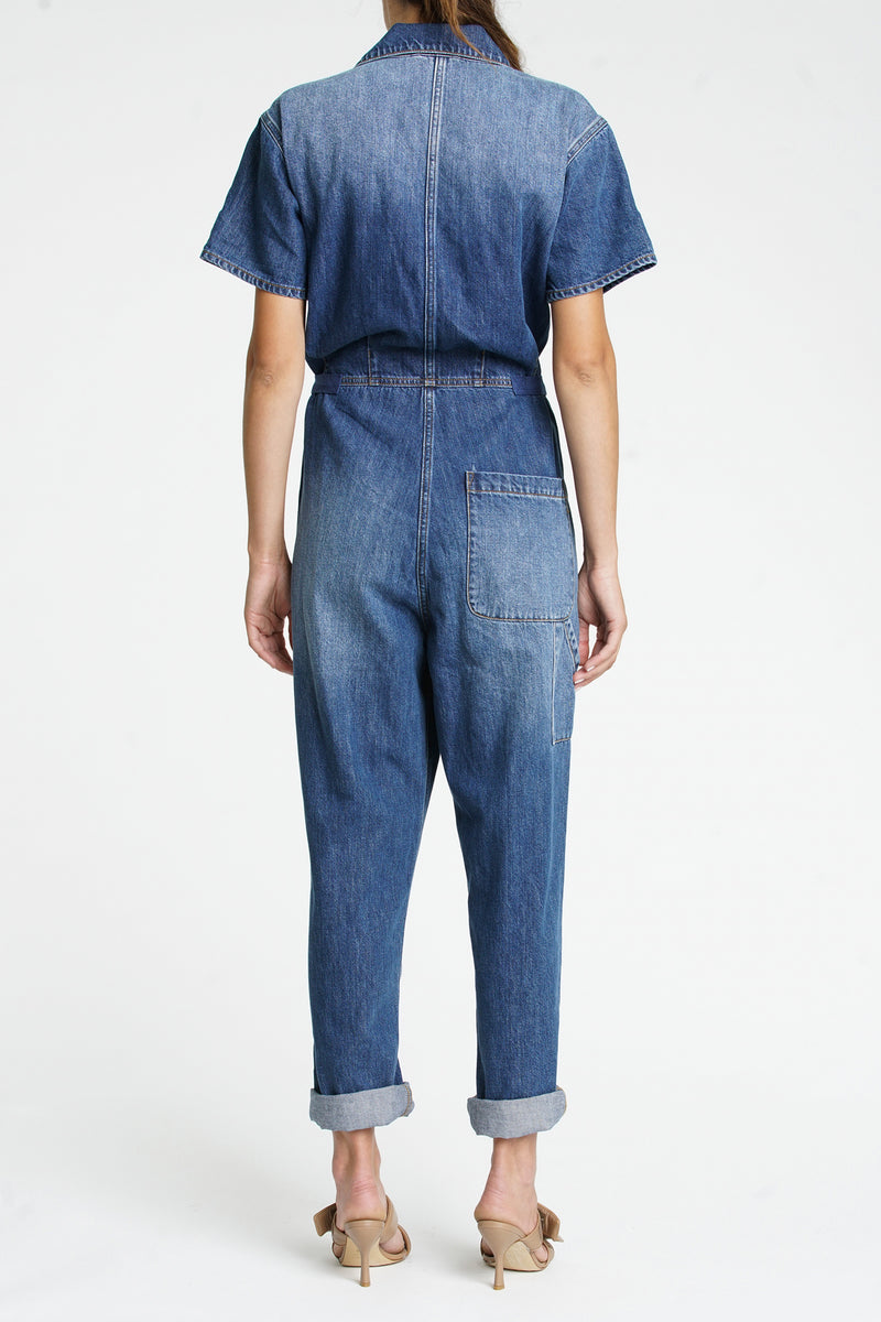 Grover Short Sleeve Field Suit - Big Apple
