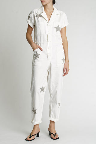 Grover Short Sleeve Field Suit - Shooting Star