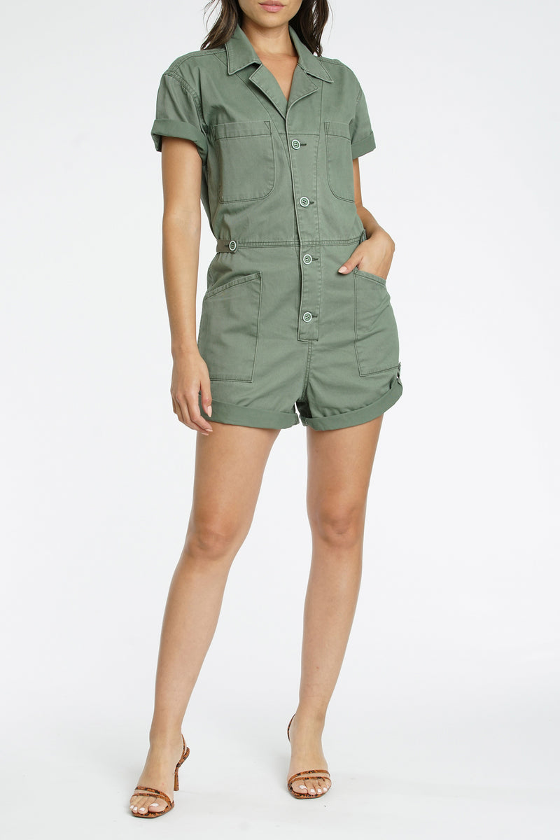 Parker Field Suit Short - Colonel