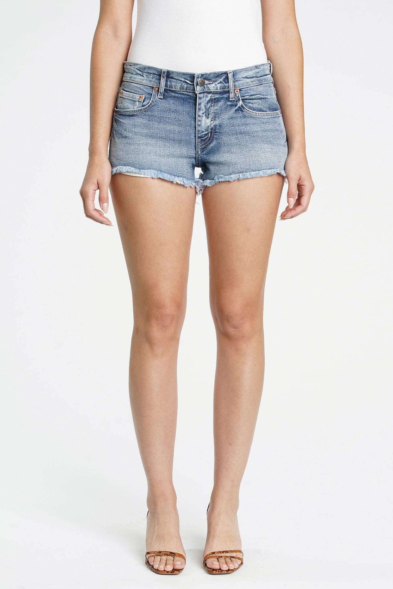 Gigi Low Rise Cut Off - Trippin