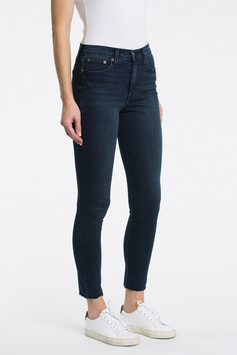 Aline High Rise Skinny - Roman Holiday
