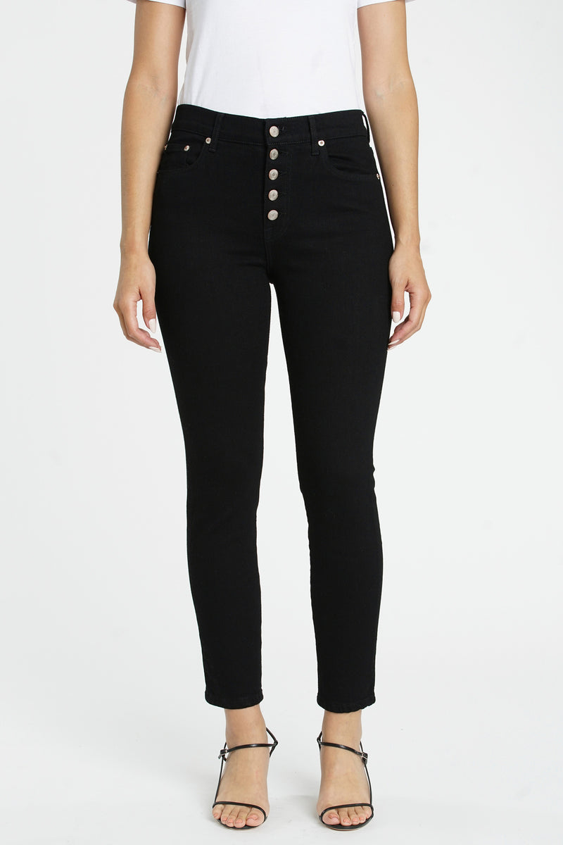 Aline High Rise Skinny - Kill The Lights