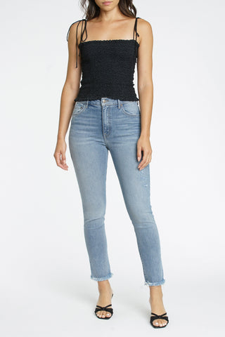 Cara High Rise Skinny - Farrows