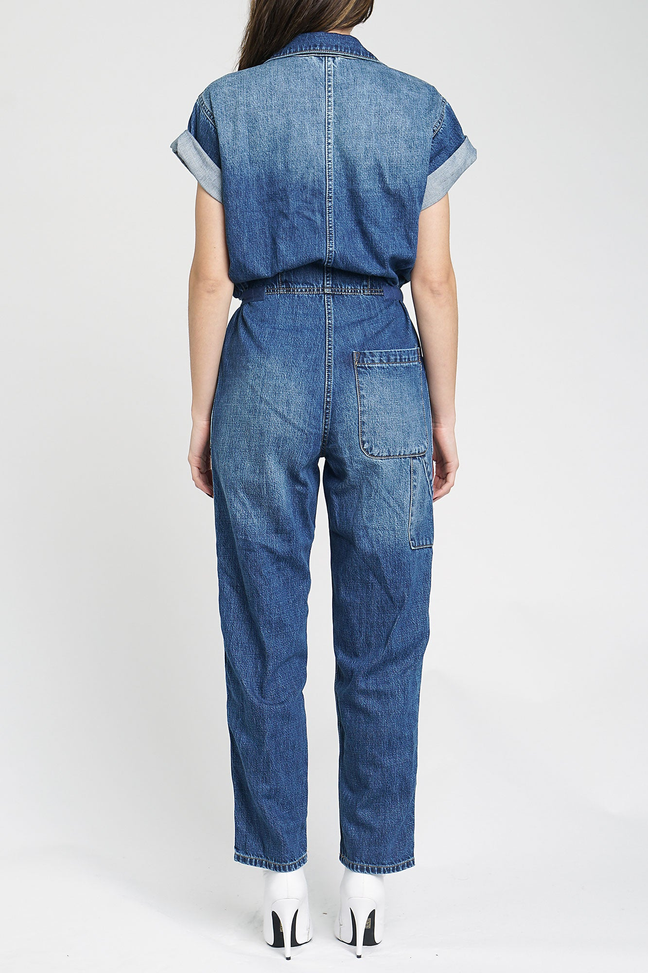 Grover Short Sleeve Field Suit - La La Land