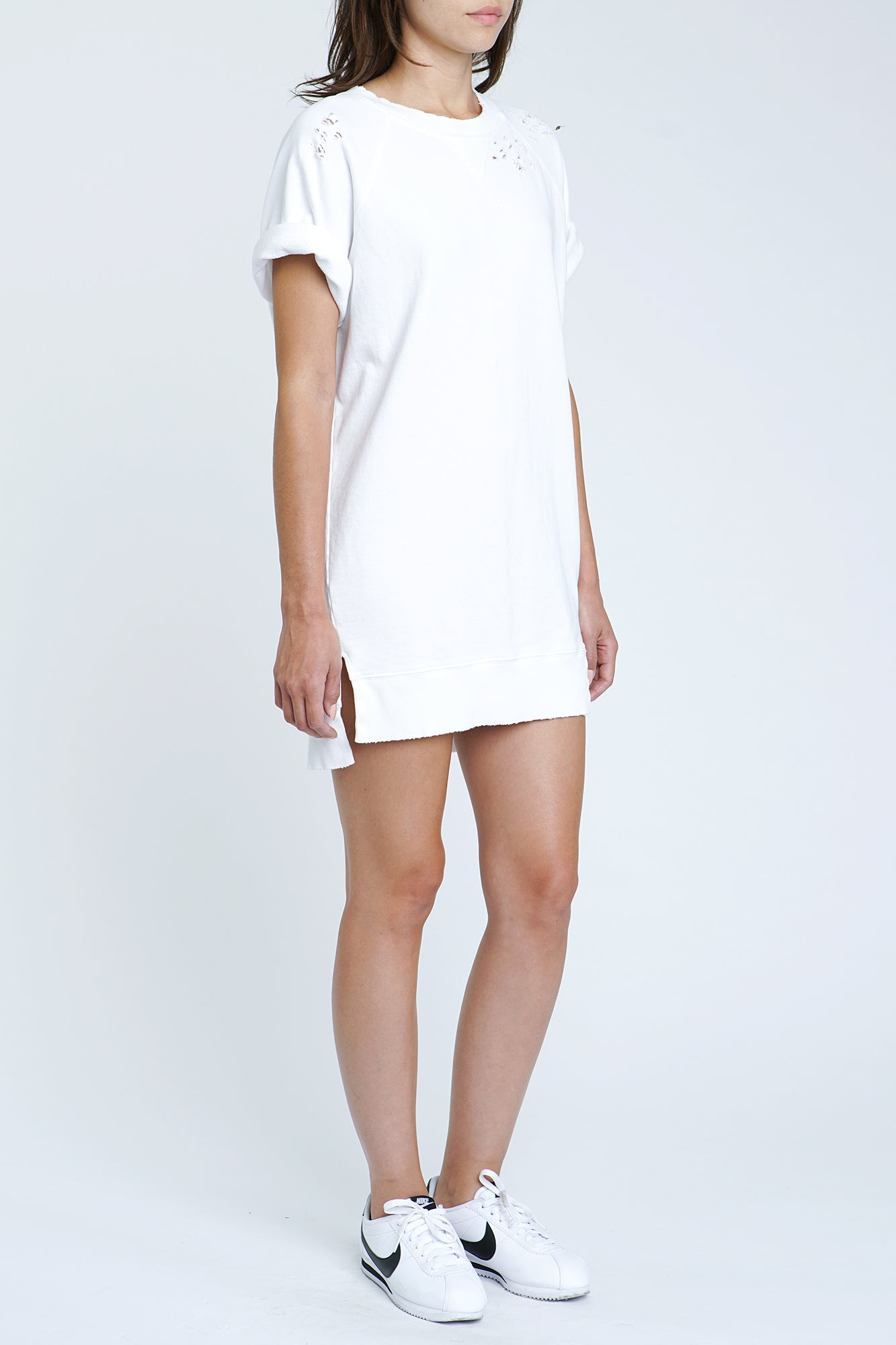 Quinn Dress - Wish Bone