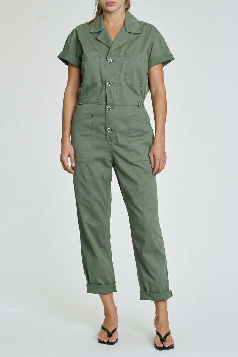 Grover Short Sleeve Field Suit - Colonel