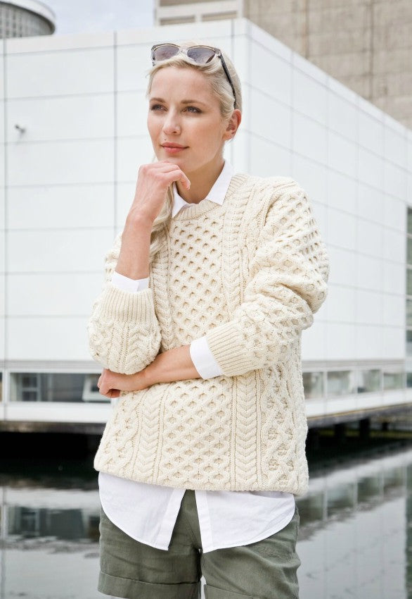 Why buy an Aran Sweater?
