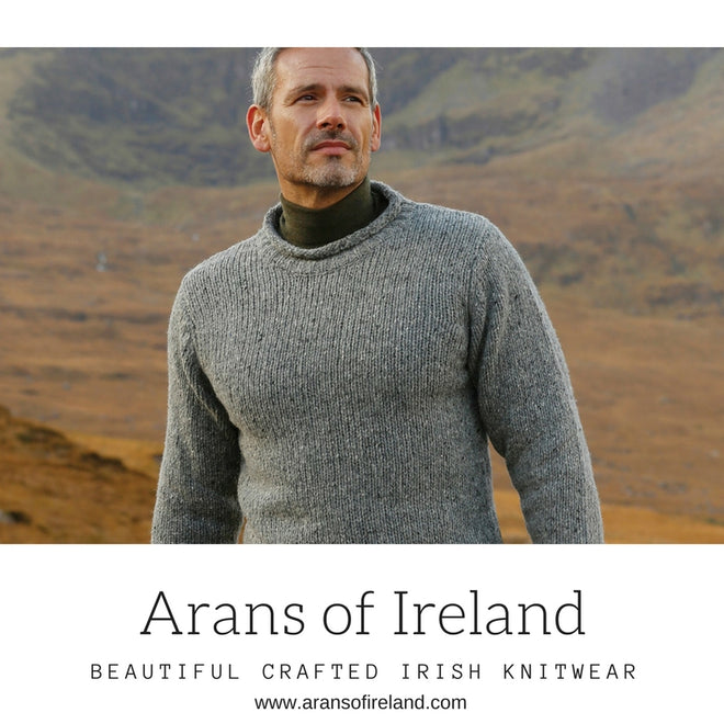 Men's Irish Knitwear