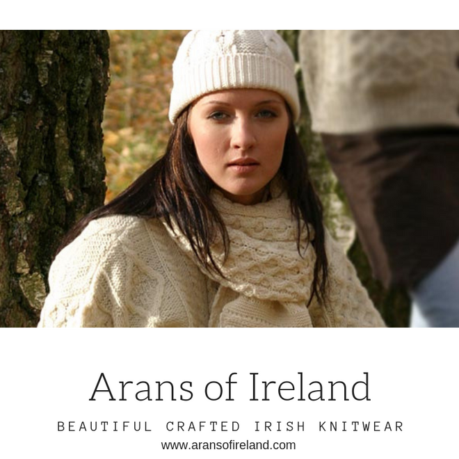 Irish wool  and Tweed Accessories Collection