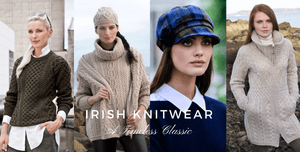 Arans of Ireland Irish Knitwear a Timeless Classic