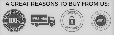 4 Great Reasons to buy from us