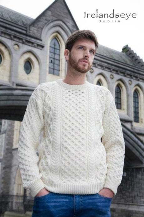 Heavyweight Aran Sweater