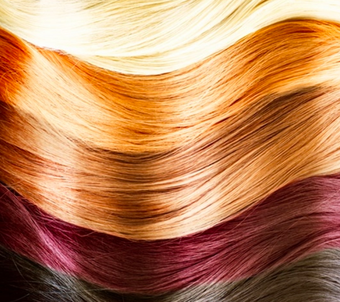 Handcrafted DIY Custom Hair Color