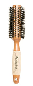 CRM4 Creative Hair Brushes Round Mixed Boar Bristle, 2.5""