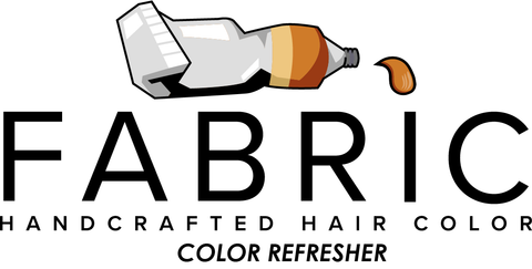 Handcrafted Custom Color Refresher Fabric Hair