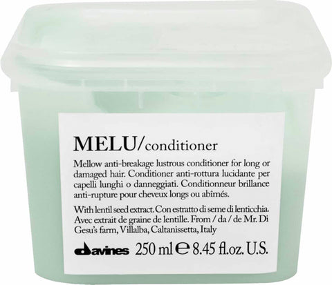 Davines Melu Anti-Breakage Conditioner Fabric Hair