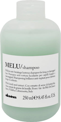 Davines Melu Anti Breakage Shampoo Fabric Hair Store