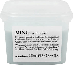 Davines Minu Conditioner Fabric Online Hair Care