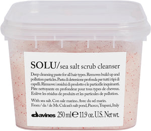 Solu Sea Salt Cleanser 250 ml