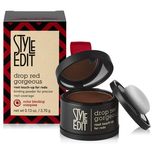 Style Edit Red Root Touch Up Fabric Hair Care