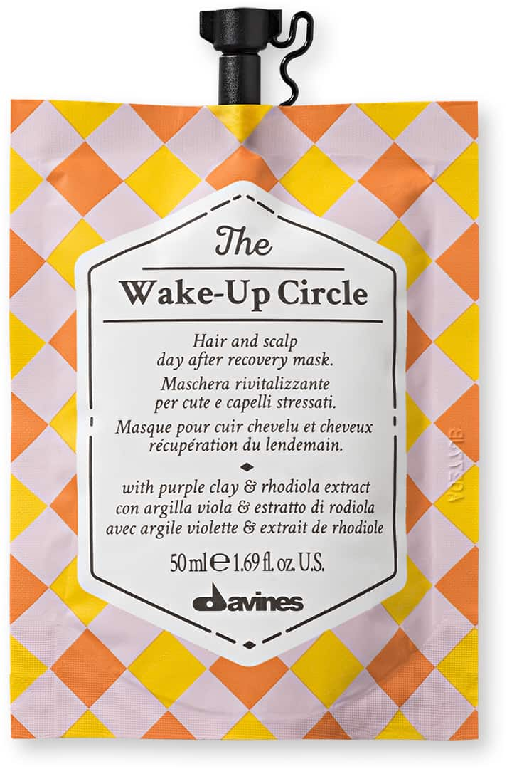Wake Up Circle Recovery Mask Fabric Hair Care Store