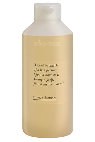 A Single Shampoo 250 ml