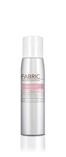 Professional Volumizing Shampoo Fabric Hair Gossamer