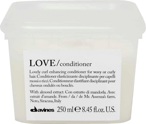 Love Curl Enhancing Conditioner Davines 250 ml