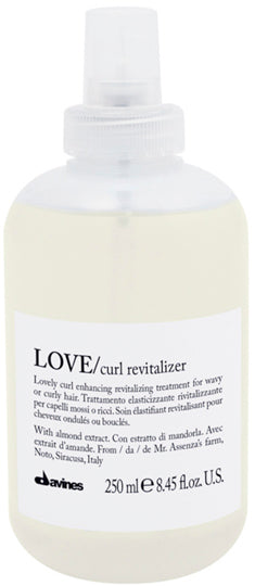 Davines Love Curl Revitalizer Spray Fabric Hair Care